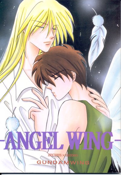 Larger Angel Wing Cover